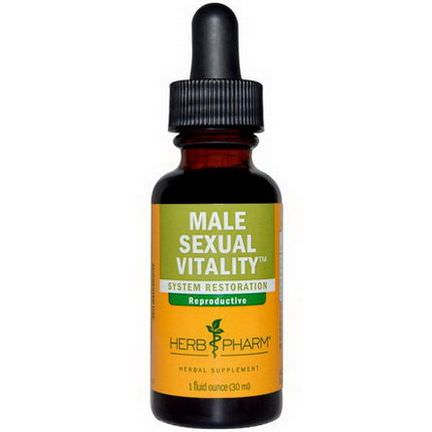 Herb Pharm, Male Sexual Vitality 30ml