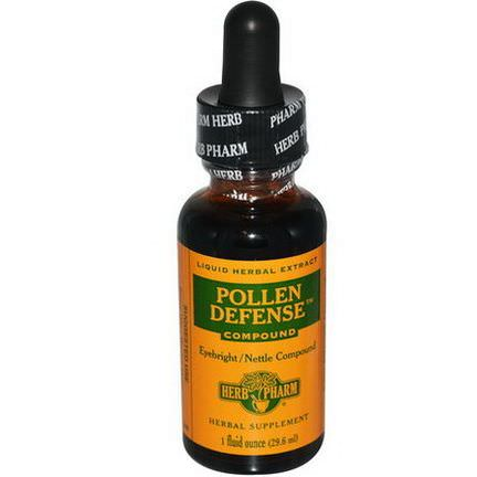 Herb Pharm, Pollen Defense 29.6ml