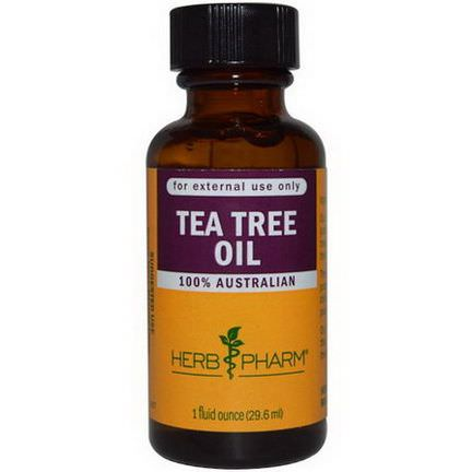 Herb Pharm, Tea Tree Oil 29.6ml