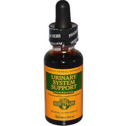 Herb Pharm, Urinary System Support Compound 29.6ml