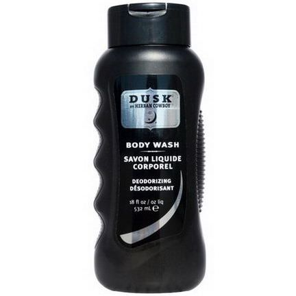 Herban Cowboy, Body Wash, Dusk 532ml