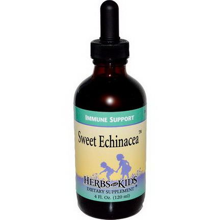 Herbs for Kids, Sweet Echinacea 120ml