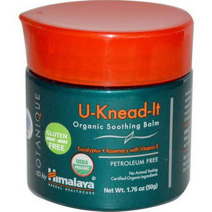 Himalaya Herbal Healthcare, Botanique, U-Knead-It 50g
