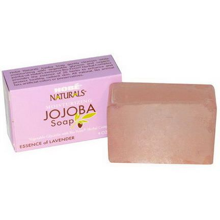 Hobe Labs, Moisturizing Jojoba Soap, Essence of Lavender 113g