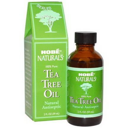 Hobe Labs, Tea Tree Oil 59ml
