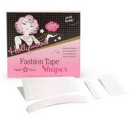 Hollywood Fashion Secrets, Fashion Tape Shapes, 24 Pieces