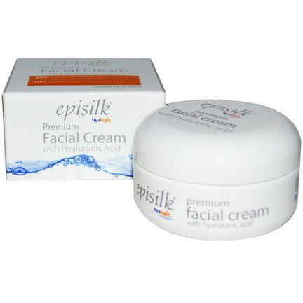 Hyalogic LLC, Episilk, Premium Facial Cream 60ml