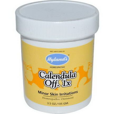 Hyland's, Calendula Off. 1x, Homeopathic Ointment 105g