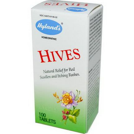 Hyland's, Hives, 100 Tablets
