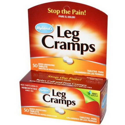 Hyland's, Leg Cramps, 50 Tablets