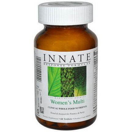 Innate Response Formulas, Women's Multi, 60 Tablets