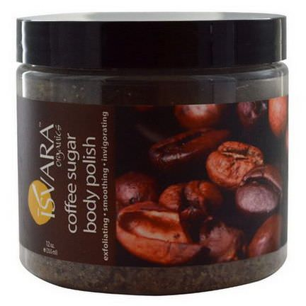 Isvara Organics, Coffee Sugar Body Polish 355ml