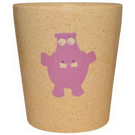 Jack n'Jill, Storage/Rinse Cup, Hippo, 1 Cup