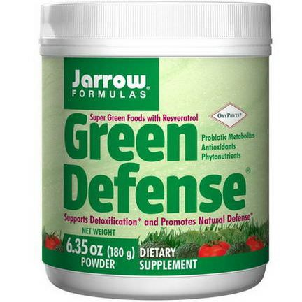 Jarrow Formulas, Green Defense 180g Powder
