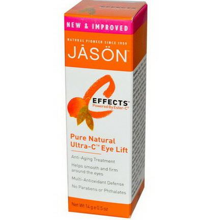 Jason Natural, C-Effects, Pure Natural Ultra-C Eye Lift 14g