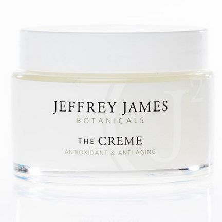 Jeffrey James Botanicals, The Creme, Antioxidant&Anti Aging 59ml