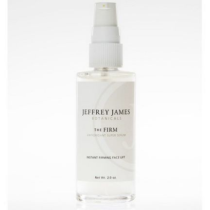 Jeffrey James Botanicals, The Firm, Instant Firming Face Lift 59ml