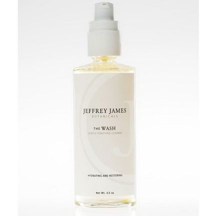 Jeffrey James Botanicals, The Wash, Gentle Purifying Cleanse 118ml