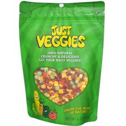 Just Tomatoes Etc, Just Veggies 112g