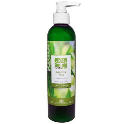 JustNeem, Green Tea Neem Lotion 226g