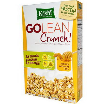 Kashi, GoLean Crunch! Honey Almond Flax 397g