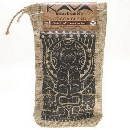 Kava King Products Inc, Instant Drink Mix, Cocoa Blend 226.8g