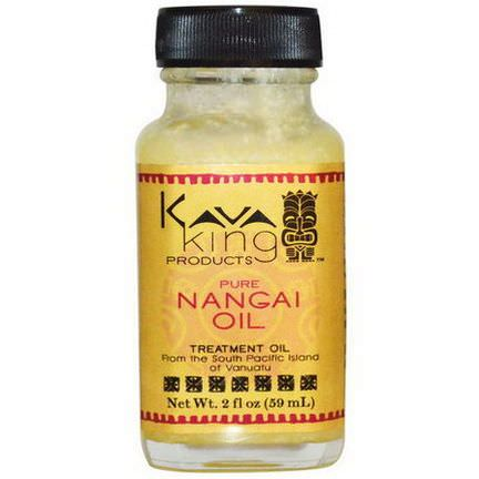 Kava King Products Inc, Pure Nangai Oil 59ml