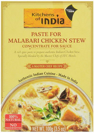 Kitchens of India, Paste For Malabari Chicken Stew 100g