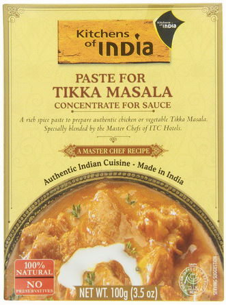 Kitchens of India, Paste For Tikka Masala 100g