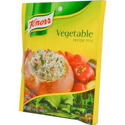 Knorr, Vegetable Recipe Mix 40g