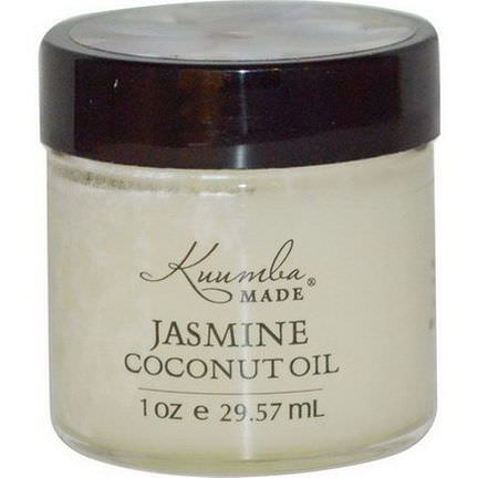 Kuumba Made, Jasmine Coconut Oil 29.57ml