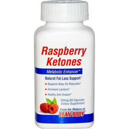 Labrada Nutrition, Raspberry Ketones, Metabolic Enhancer, 100mg, 60 Capsules