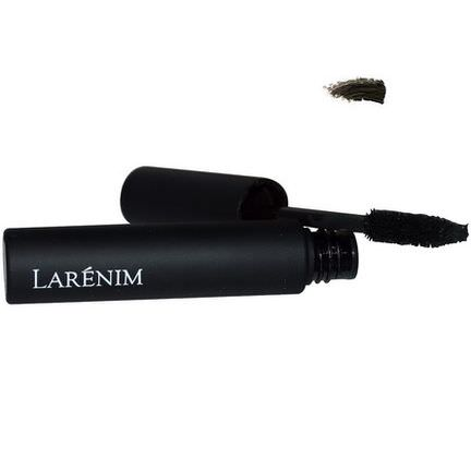 Larenim, Mineralash Mascara, Black Brown, 0.30 oz