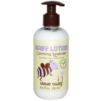 Little Twig, Baby Lotion, Calming Lavender 251ml