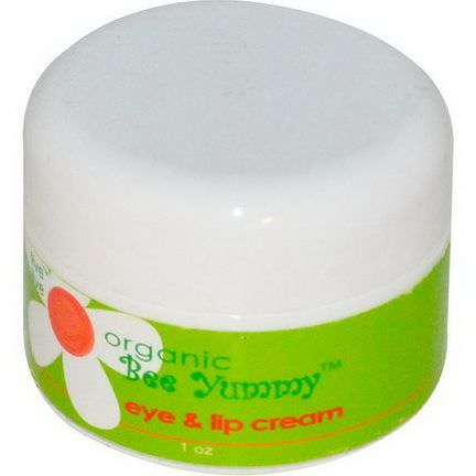 Live Live&Organic, Bee Yummy, Eye&Lip Cream, 1 oz