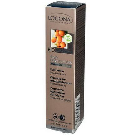 Logona Naturkosmetik, Age Protection, Eye Cream 15ml