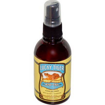 Lucky Tiger, Head to Tail, Deodorant and Body Spray 100ml