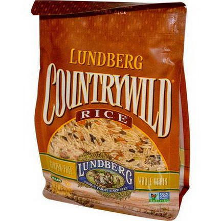 Lundberg, Countrywild Rice 454g