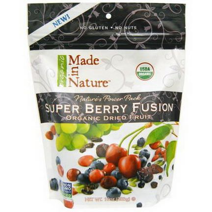 Made in Nature, Organic Super Berry Fusion 283g