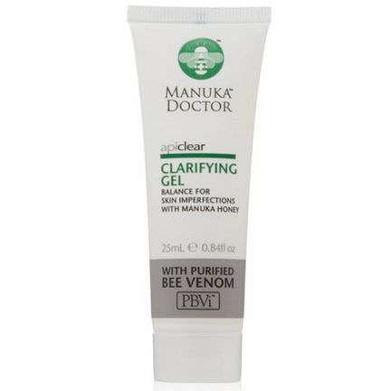 Manuka Doctor, Apiclear, Clarifying Gel 25ml