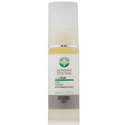 Manuka Doctor, Apiclear, Skin Serum 30ml