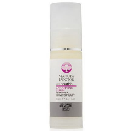 Manuka Doctor, Apinourish, Age-Defying Serum 30ml