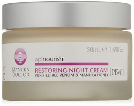 Manuka Doctor, Apinourish, Restoring Night Cream 50ml
