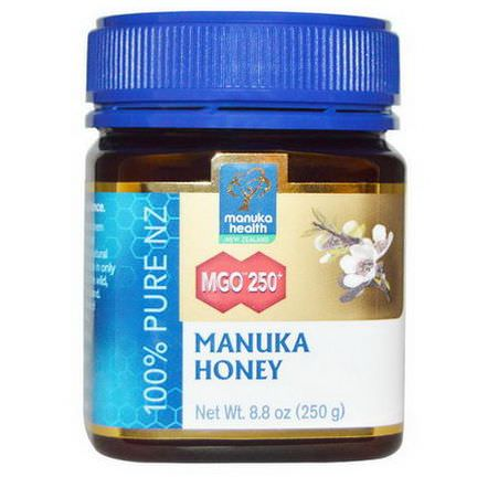 Manuka Health, Manuka Honey, MGO 250+ 250g
