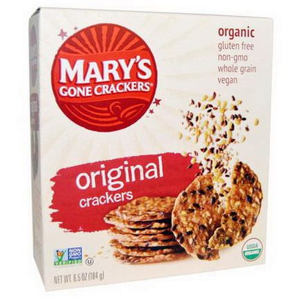 Mary's Gone Crackers, Original Crackers 184g