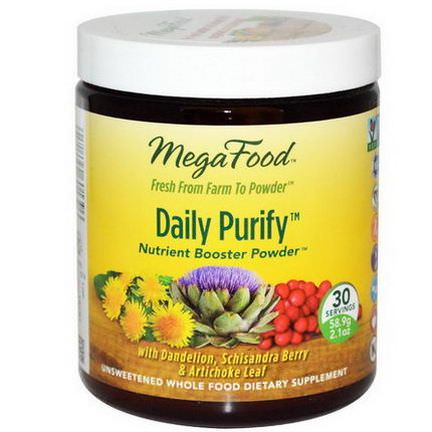MegaFood, Daily Purify 58.9g