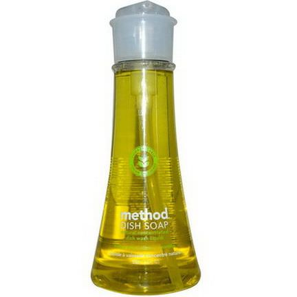 Method, Dish Soap, Lemon Mint 532ml