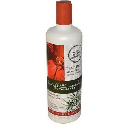Mill Creek, Tea Tree Shampoo 473ml
