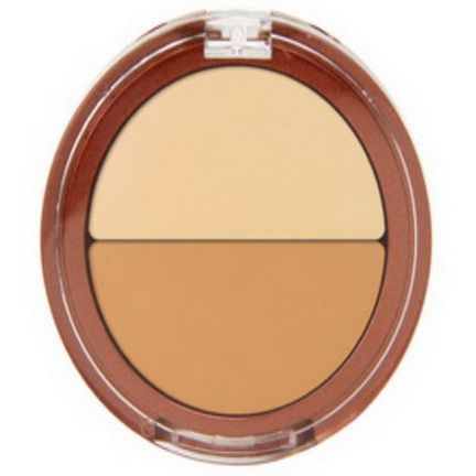 Mineral Fusion, Concealer Duo, Warm 3.1g