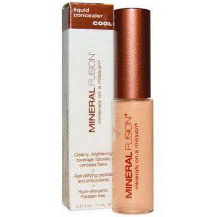 Mineral Fusion, Liquid Concealer, Cool 11ml